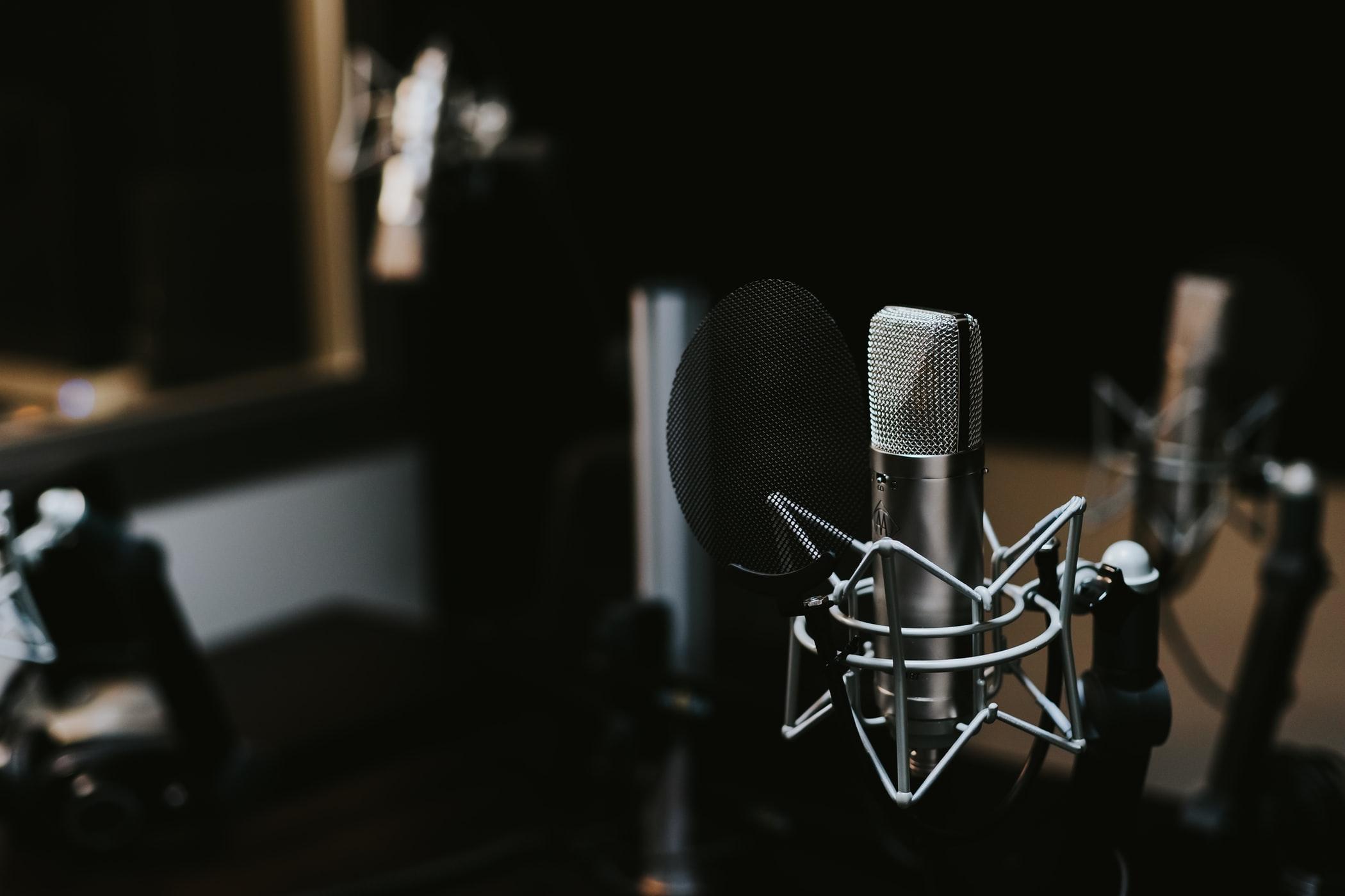 Enregistrement de podcast