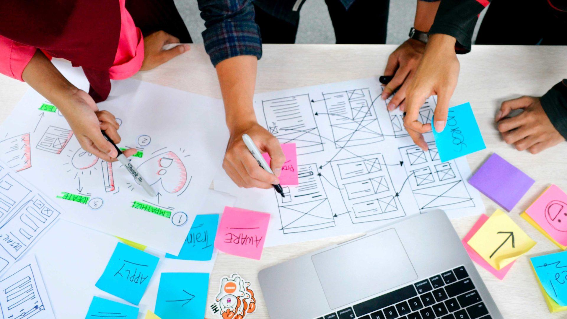 image représentative pour l'article ux en seo de Digital Lead